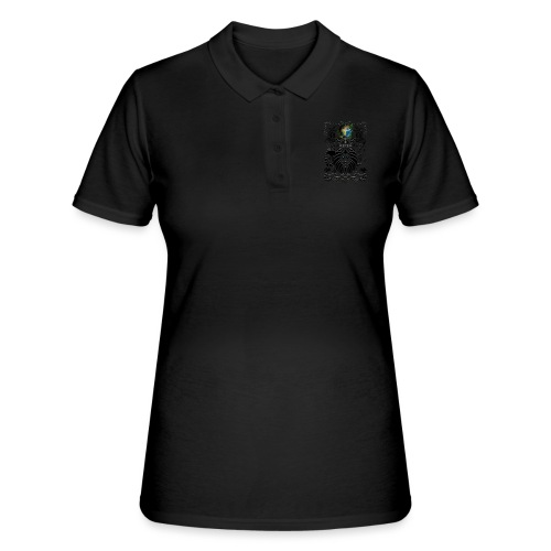 Mother EARTH NatureContest by T-shirt chic et choc - Women's Polo Shirt