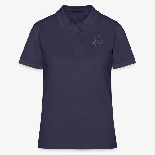 crazy rabbit - Women's Polo Shirt
