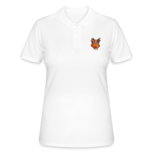 Srauss, again Monday, English writing - Women's Polo Shirt
