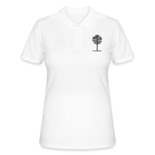 drzewo - Women's Polo Shirt
