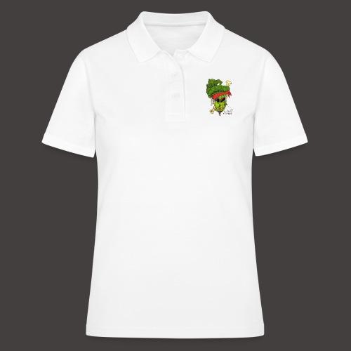 PIRATE BROCCOLI - Women's Polo Shirt