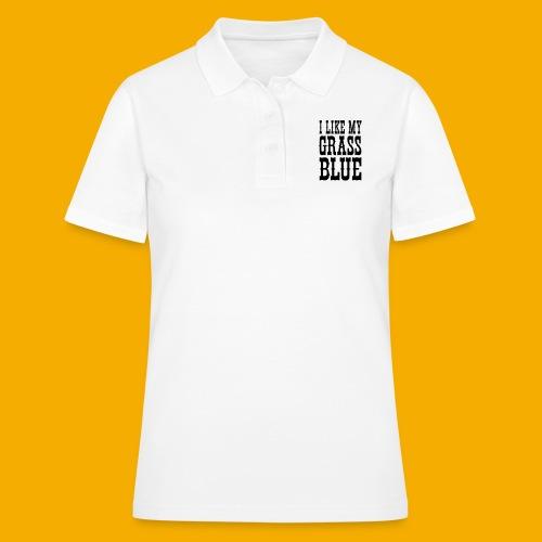 bluegrass - Women's Polo Shirt