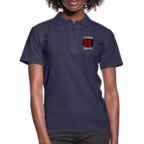 Motivation gym - Women's Polo Shirt