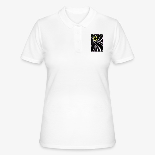 Kuss - Frauen Polo Shirt