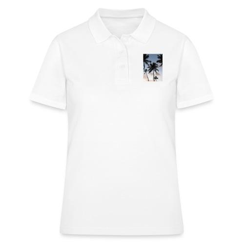 PALMTREES DOMINICAN REP. - Women's Polo Shirt