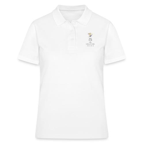 stay home01 - Frauen Polo Shirt