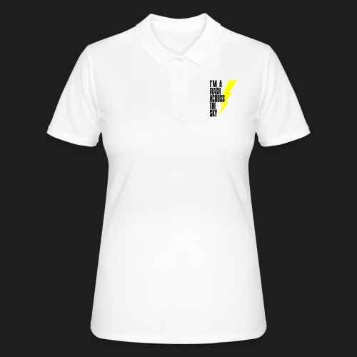 My Name Is THUNDER - Women's Polo Shirt