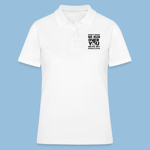 Runover1 - Women's Polo Shirt