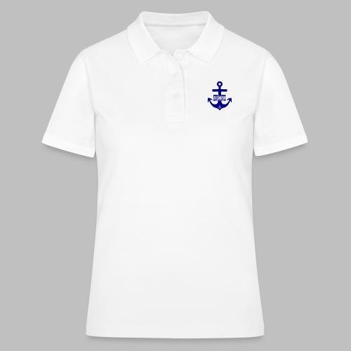 Nordsee Anker Meer geht immer - Frauen Polo Shirt