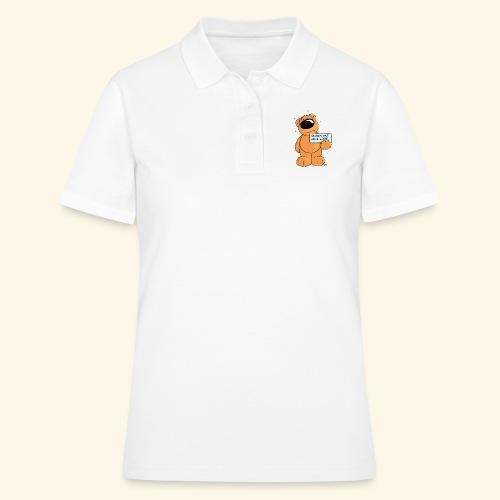 chris bears Keiner hat mich lieb - Frauen Polo Shirt