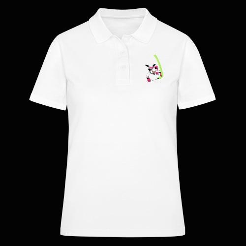 Taucher mit Boje PRIVAT - Frauen Polo Shirt