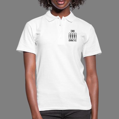 Chaos German Style - Frauen Polo Shirt