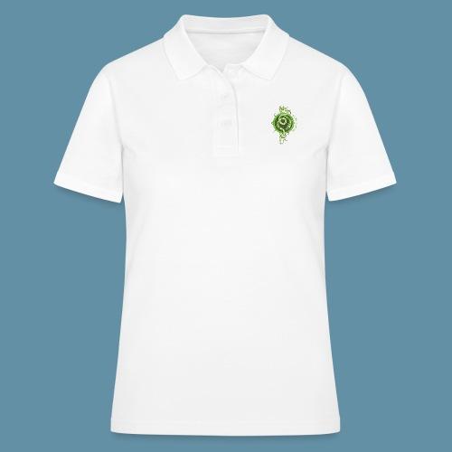 Jormungand logo png - Women's Polo Shirt