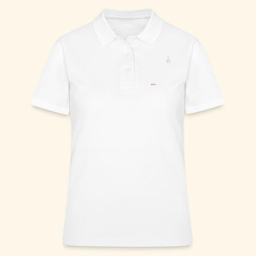 Kleines Kreuz - Frauen Polo Shirt