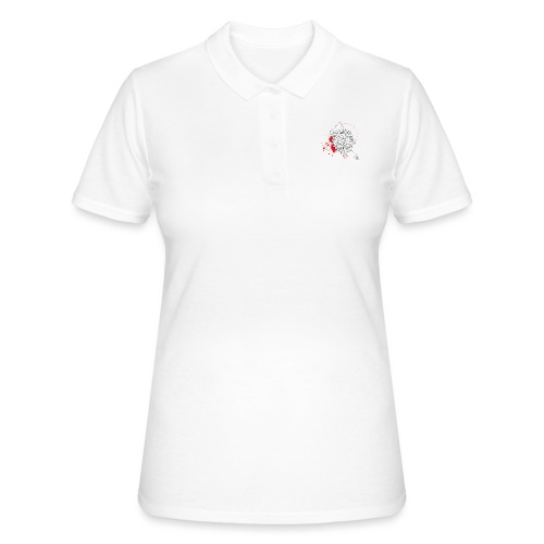 Rose - Women's Polo Shirt