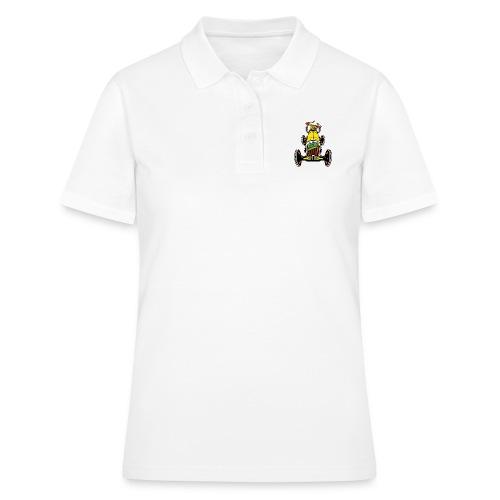 Freie Fahrt - Frauen Polo Shirt