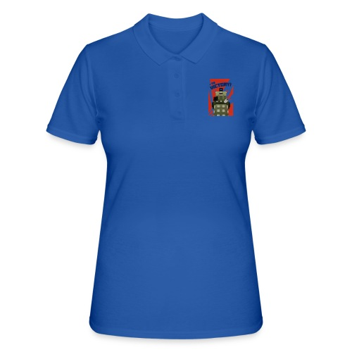 Dalek Mod - To Victory - Women's Polo Shirt