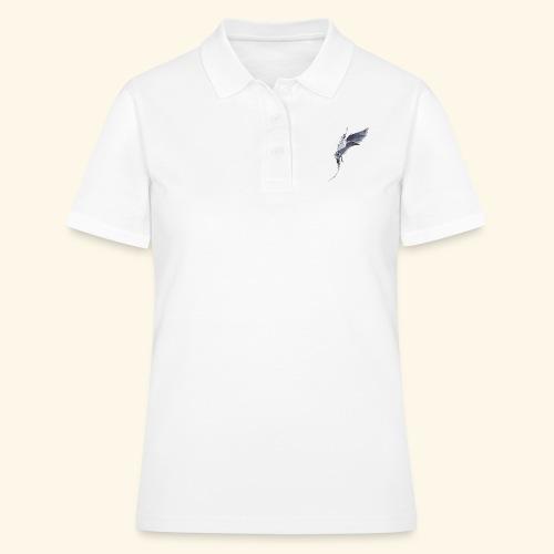 Weißschwanz Tropenvogel - Frauen Polo Shirt