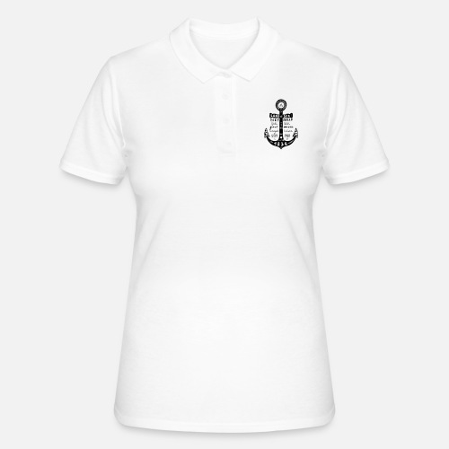 Seemanns Glück ! - Frauen Polo Shirt