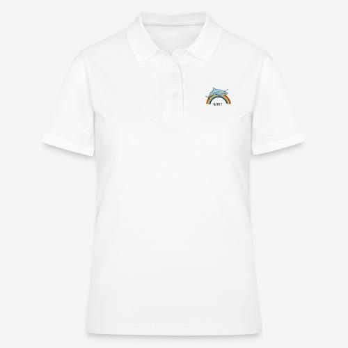 Jednorożec rekin - Women's Polo Shirt