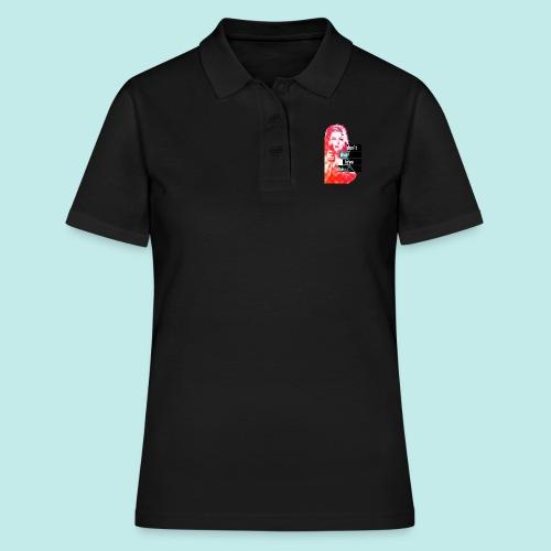DON'T EVER LOVE ME - Women's Polo Shirt