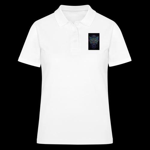psychedelisch, psy, Dope, Goa, Farbig - Frauen Polo Shirt