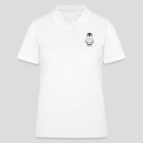 Dream of Flying Pinguin - Women's Polo Shirt