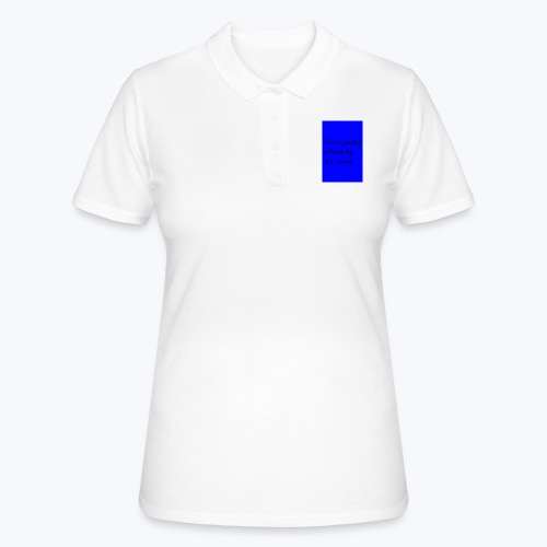 BLUE DJABBIC - Women's Polo Shirt