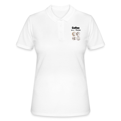 1537696827 focus final blank gildan 2000 3x1 mocku - Women's Polo Shirt