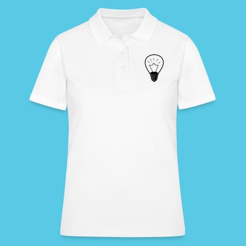 glühende Berge - Frauen Polo Shirt