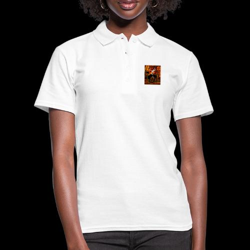 LE SQUELETTE BATTEUR - Women's Polo Shirt
