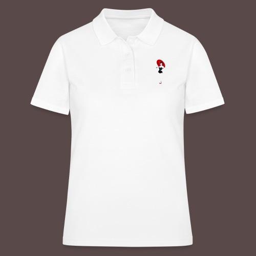 Pin up - Red Umbrella - Polo donna