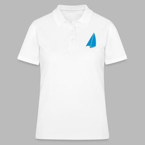 Segel Einfarbig - Frauen Polo Shirt