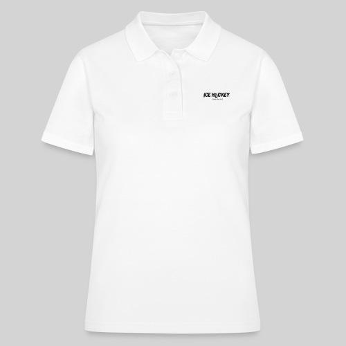 Ice Hockey - Frauen Polo Shirt