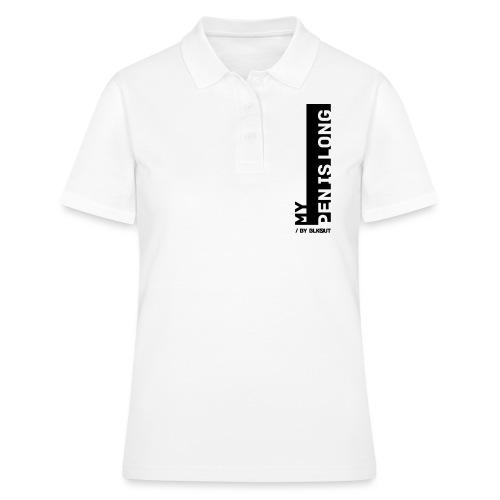 PEN IS LONG - Women's Polo Shirt