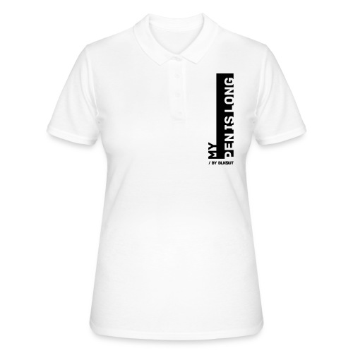 PEN IS LONG - Women's Polo Shirt