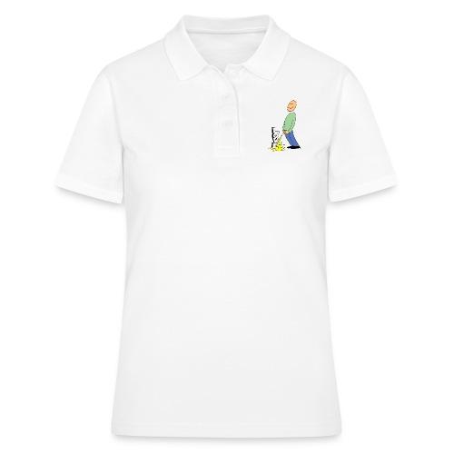 tissekopp farge - Women's Polo Shirt