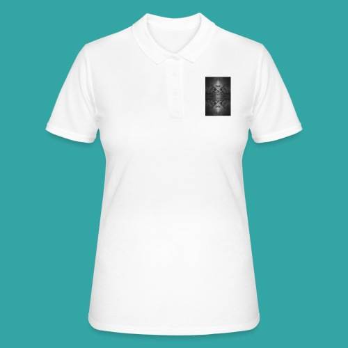 Foggy forest - Women's Polo Shirt