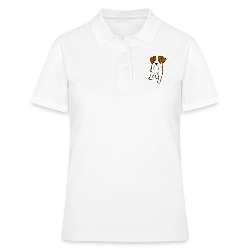 Breton bianco rosso - Women's Polo Shirt
