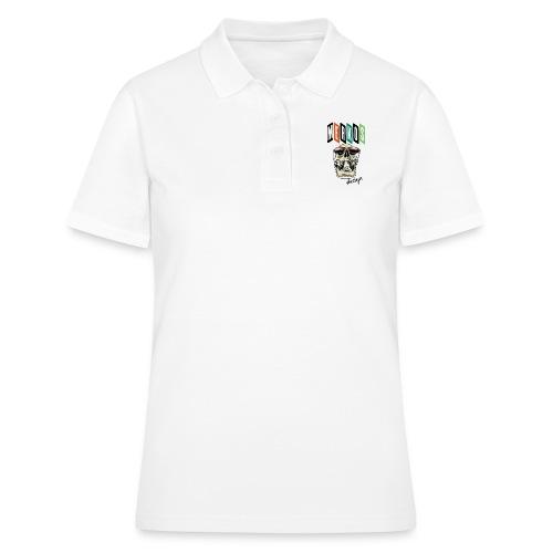 MERKOS - Camiseta polo mujer