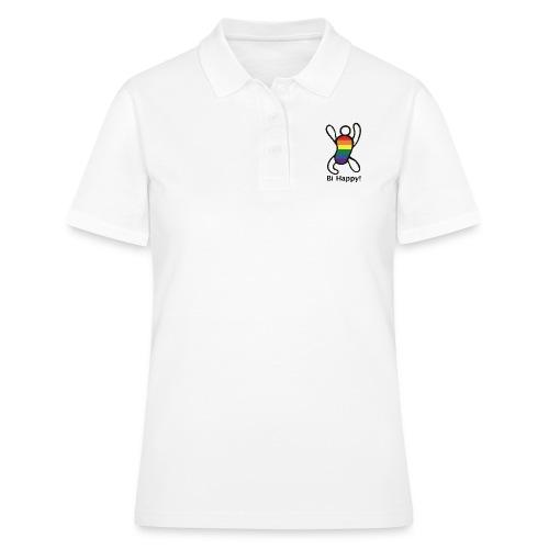Bi Happy! - Women's Polo Shirt