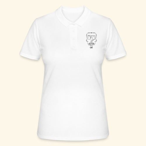 Tête de Mort - Women's Polo Shirt