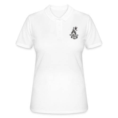 veganrevolution01_200x300 - Frauen Polo Shirt