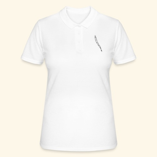 Muster_18 - Frauen Polo Shirt