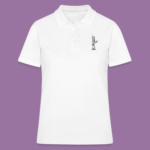 Angry Bot - Women's Polo Shirt