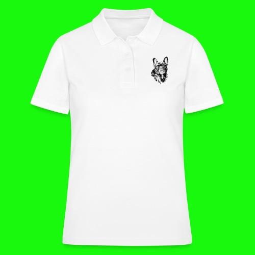Small_Dog-_-_Bryst_- - Women's Polo Shirt