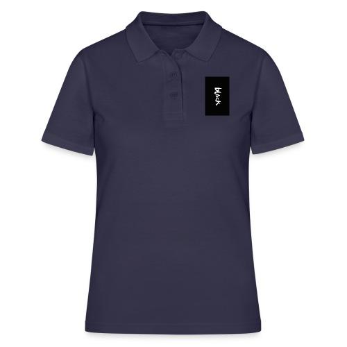 The famous Black design. - Women's Polo Shirt