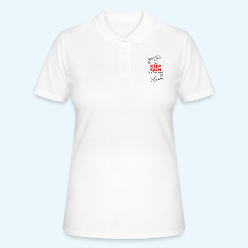 I Can't Keep Calm (voor lichte stof) - Women's Polo Shirt