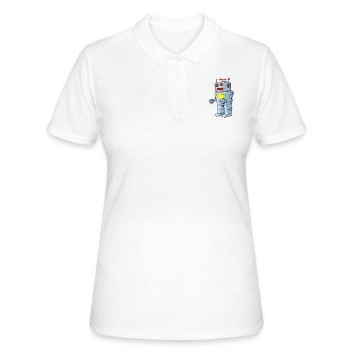 Robot - Women's Polo Shirt