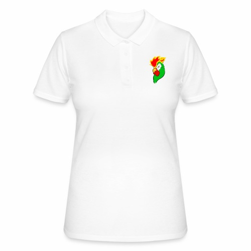 COCKTAIL ON FIRE - Camiseta polo mujer